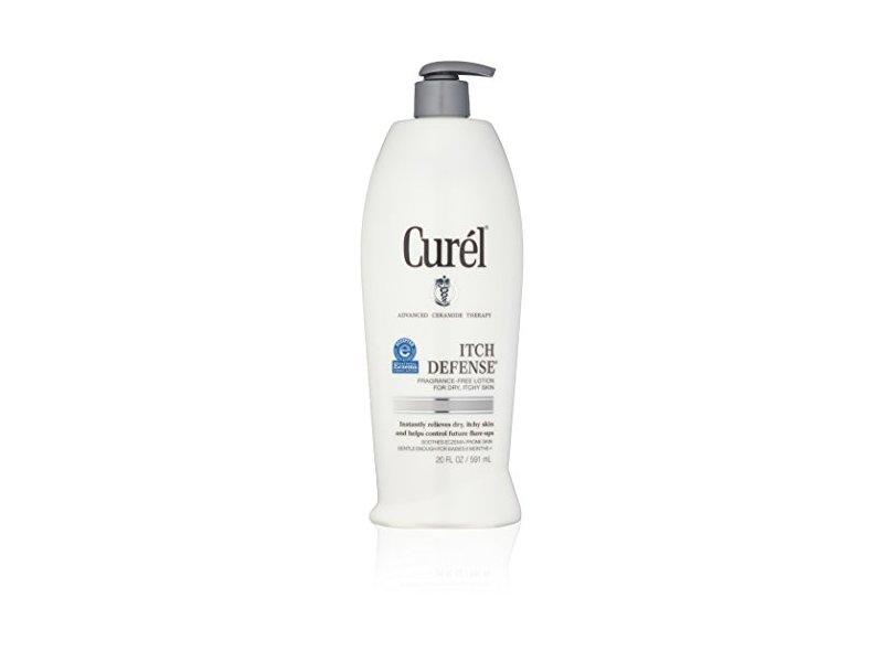 Curel Itch Defense Lotion, 20 fl oz