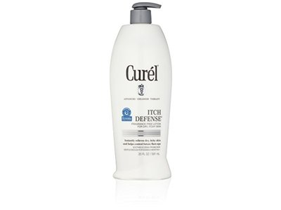 Curel Itch Defense Lotion, 20 fl oz - Image 1