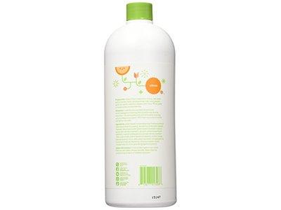Babyganics Foaming Dish and Bottle Soap Refill, Citrus, 32oz Bottle - Image 4