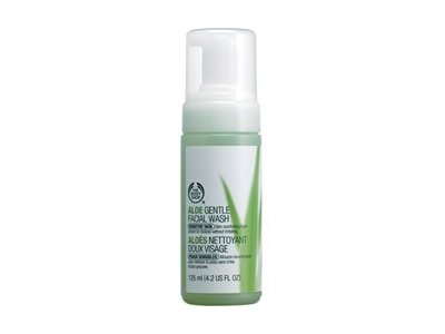 Aloe Gentle Facial Wash, The Body Shop - Image 5