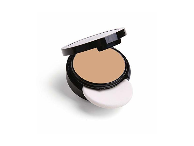 Marcelle Flawless Pressed Powder, Nude Beige, 0.25 oz