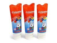 Colgate KIDS Mild Bubble Fruit Flavor Toothpaste Fluoride Cavity & Enamel Protection, 3.5 oz - Image 3