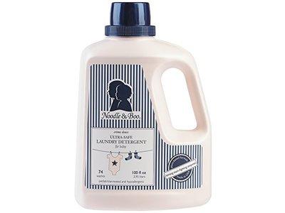 Noodle & Boo Ultra Safe Laundry Essentials Laundry Detergent, 100 Fl Oz