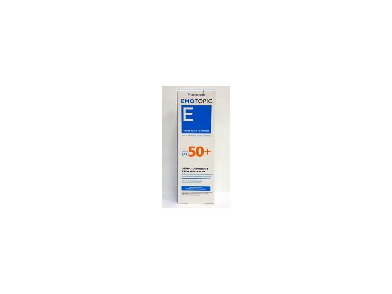 Pharmaceris Emotopic Dermo-Protective Mineral Cream, SPF50, 75ml