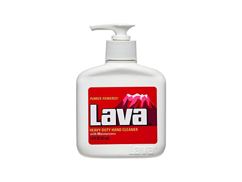 Lava Heavy-Duty Hand Cleaner, 7.5 fl oz (Pack of 12)