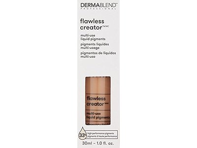 Dermablend Flawless Creator Liquid Foundation Makeup Drops, Oil-Free, Water-Free, 45C, 1 Fl. Oz. - Image 13