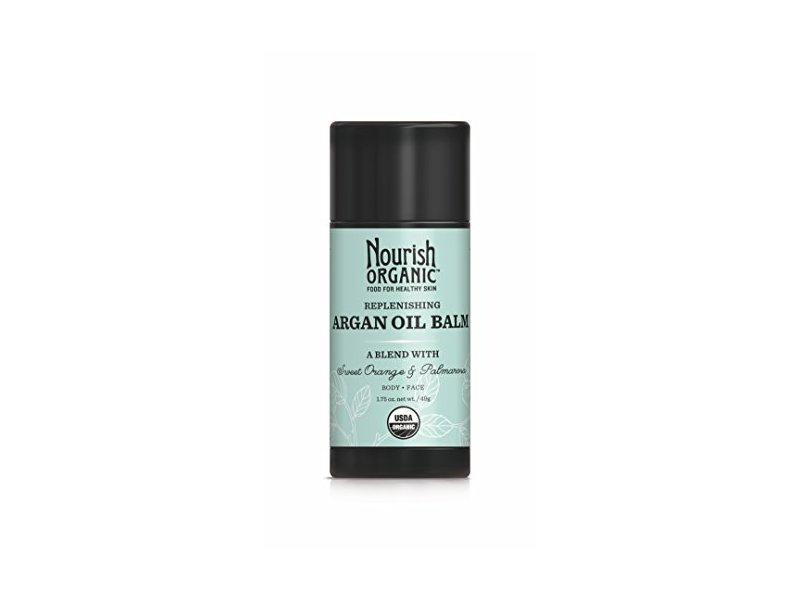 Nourish Replenish Organic Argan Oil Balm, 1.75 Ounce