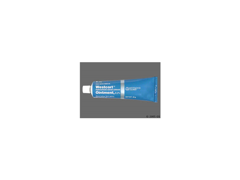 Westcort Ointment 0.2% (RX) 45 Grams, Westwood Squibb
