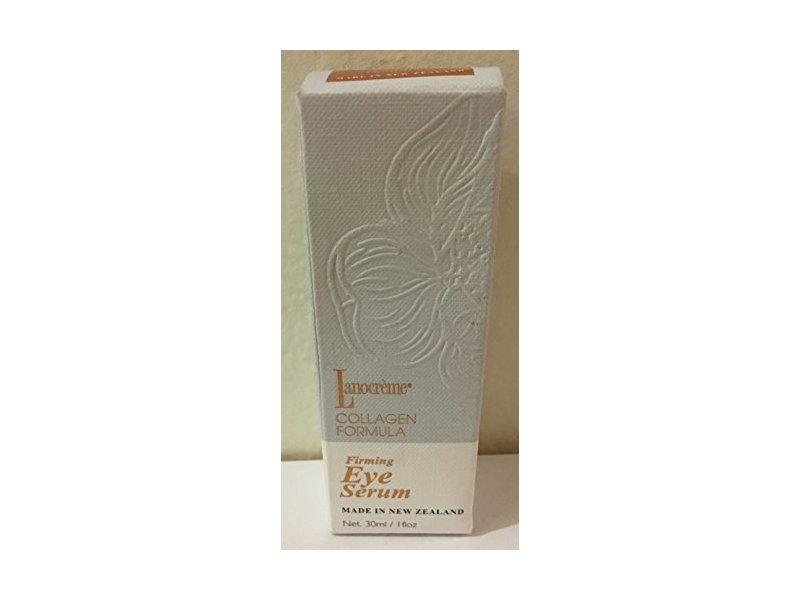 Lanocreme Collagen Formula Firming Eye Serum, 1 fl oz