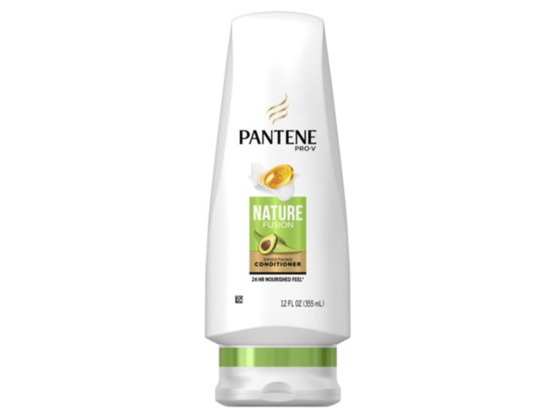 Pantene Pro-V Nature Fusion Smoothing Conditioner, Avocado Oil, 12.0 fl oz