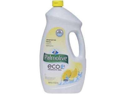 Palmolive Eco+ Gel Dishwasher Detergent, Lemon Splash, 45 fl oz
