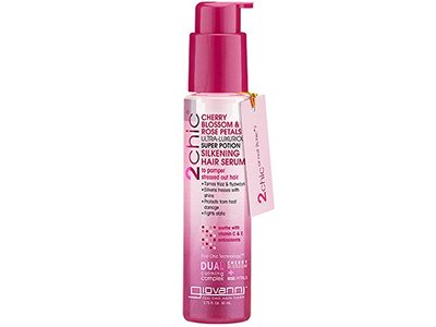 Giovanni 2chic Ultra-Luxurious Super Potion with Cherry Blossom & Rose Petals, 2.75 Fluid Ounce