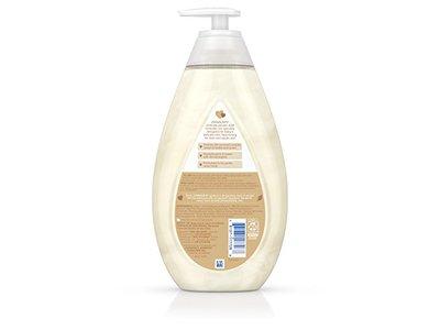 Johnson's Skin Nourishing Vanilla Oat Wash, Extract, 27.1 fl oz - Image 5