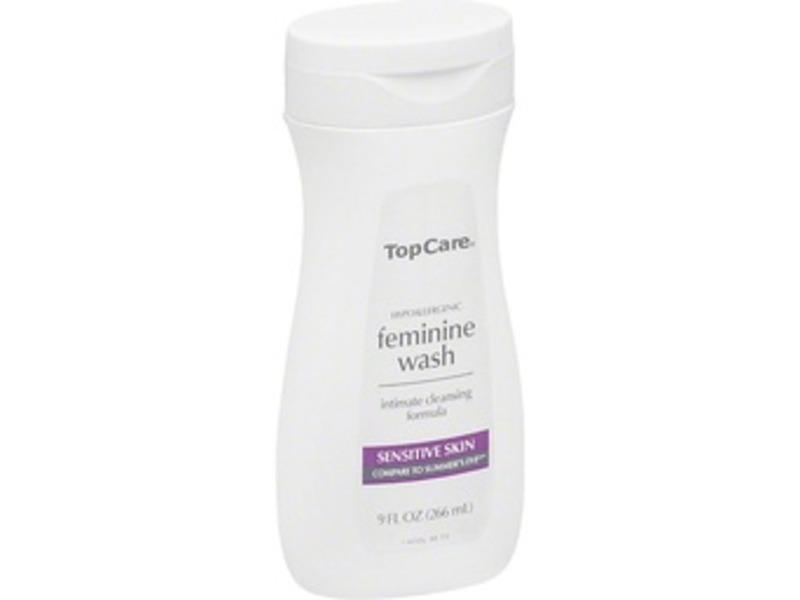TopCare Feminine Wash Sensitive Skin, 9 fl oz