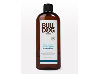 Bulldog Peppermint & Eucalyptus Body Wash