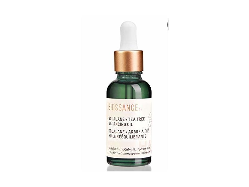 Biossance Squalane + Tea Tree Balancing Oil, 1 oz