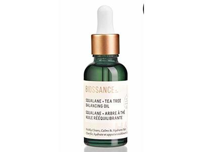 Biossance Squalane + Tea Tree Balancing Oil, 1 oz