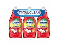 Dawn Ultra Total Clean, Apple Orchard (24 oz, 3pk, 72 oz total) - Image 2