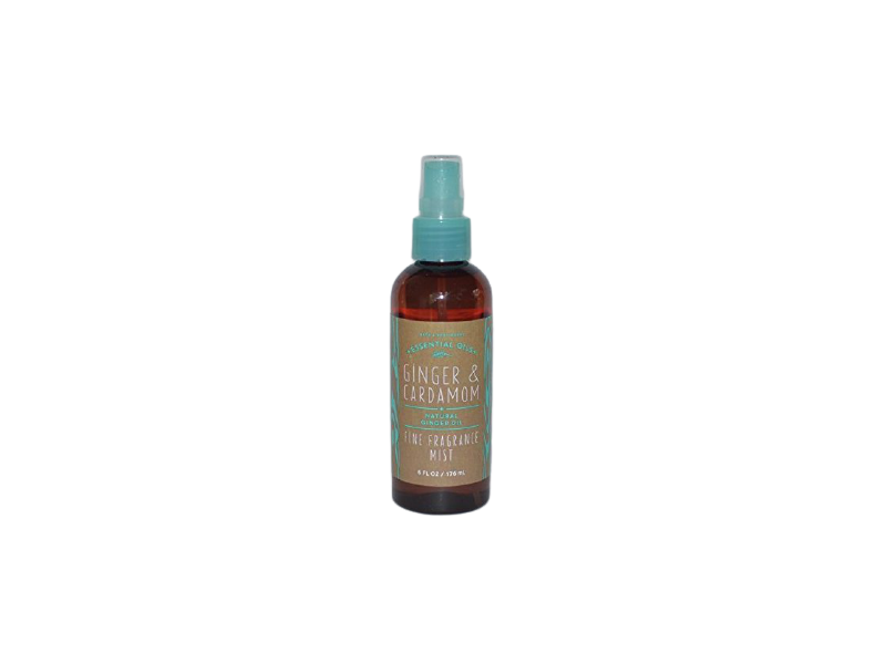 Bath and Body Works Fine Fragrance Mist Ginger and Cardamom, 6 oz/176 mL