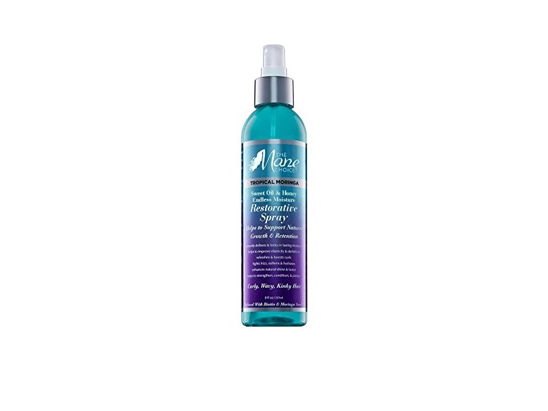 The Mane Choice Tropical Moringa Daily Restorative Spray