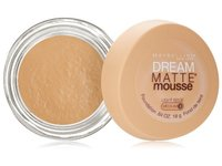 Maybelline New York Dream Matte Mousse Foundation, Light Beige, 0.64 Ounce - Image 2