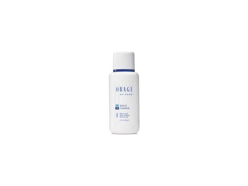 Obagi Nu-Derm Gentle Cleanser, 6.7 fl oz/200 mL