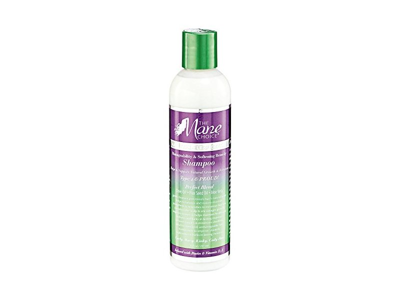 The Mane Choice Hair Type 4 Leaf Clover Shampoo, 8 fl oz