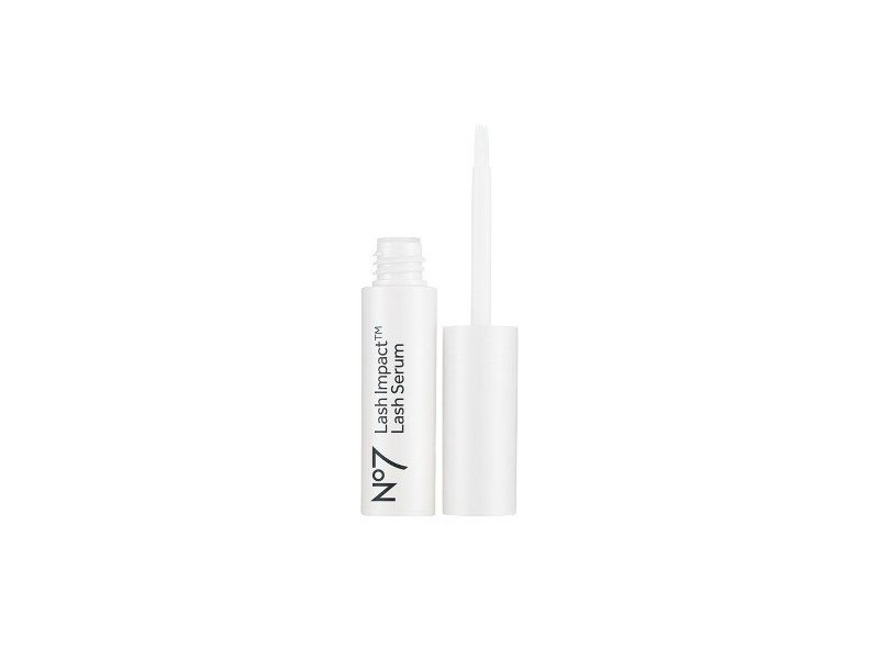 No7 Lash Impact Lash Serum, Clear, .2 oz