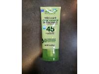 Alba Botanica Wild Mint Clear Mineral Sunscreen SPF 45, 3 oz - Image 3