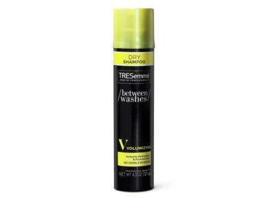Tresemme Between Washes Dry Shampoo, Volumizing, 5 oz / 141 g