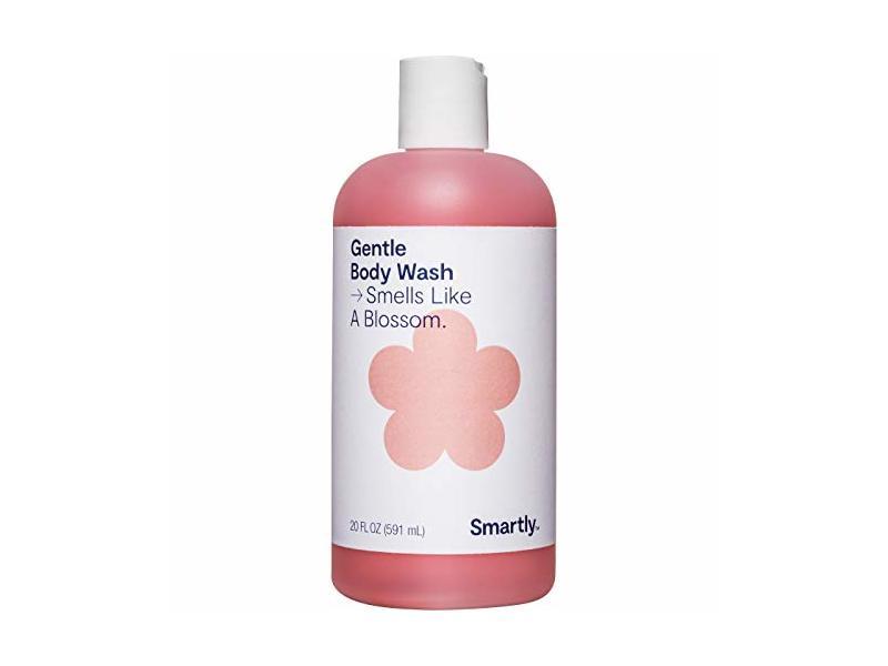 Smartly Blossom Scented Body Wash, 20 fl oz
