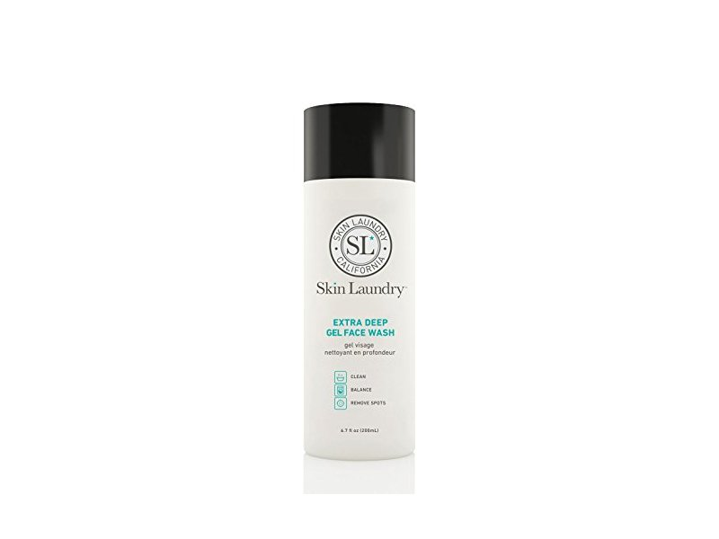 Skin Laundry Deep Gel Face Wash, 6.7 fl oz