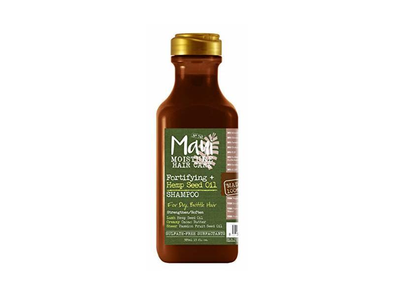Maui Moisture Shampoo Hemp Seed Oil, 13 oz.