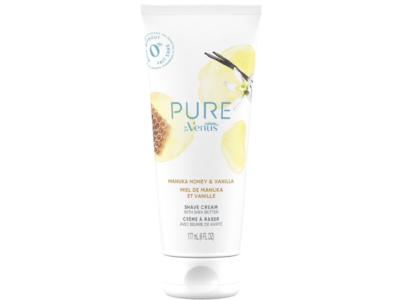 Venus Pure Manuka Honey & Vanilla Shave Cream, 6 fl oz
