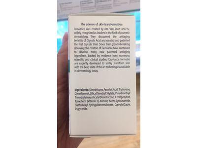 Exuviance AF Vitamin C 20% Serum Capsules - Image 5