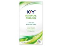 K-Y Natural Touch, Aloe Vera, 1.69 fl oz - Image 2