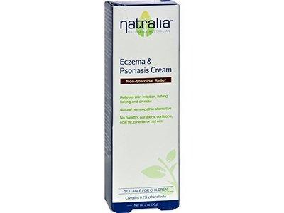 Natralia Cream Eczema & Psoriasis Cream, 2 oz
