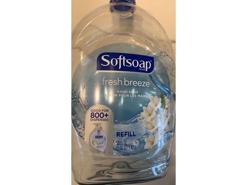 Softsoap Fresh Breeze Hand Soap, 1.47 L