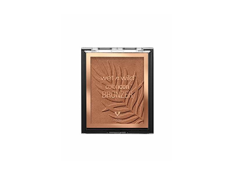 wet ;n wild Color Icon Bronzer, What Shady Beaches, .38 oz