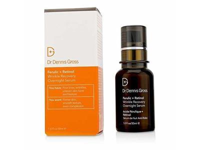 Ferulic Plus Retinol Wrinkle Recovery Overnight Serum, 1 Fluid Ounce