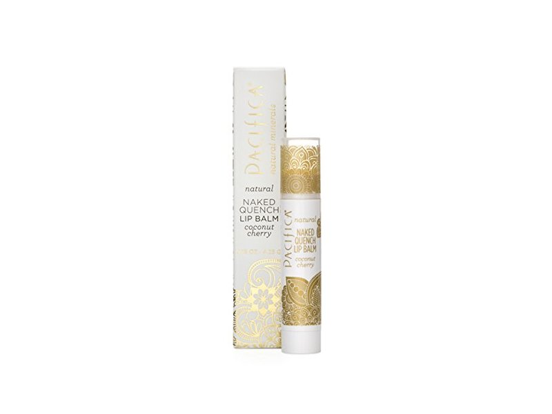 Pacifica Beauty Naked Quench Lip Balm - Coconut Cherry (Tint-Free)