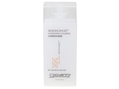 Giovanni 50:50 Balanced Conditioner Hydrating-Calming, 2 fl oz