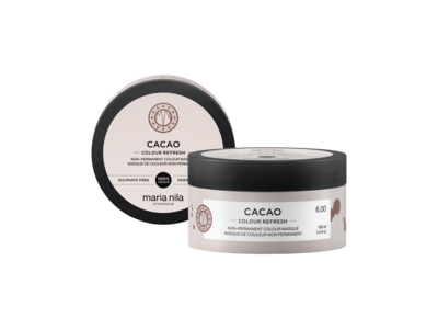 Maria Nila Cacao Colour Refresh Non-Permanent, 3.4 fl oz/100 mL