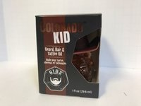 GIBS Grooming for Men Colorado Kid Beard, Hair, and Tattoo Oil, 1 Ounce - Image 2