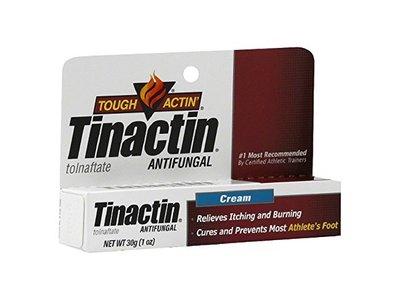 Tinactin Tough Actin tolnaftate Antifungal Cream, 1 oz (5 Pack)