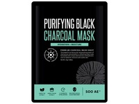 SooAE Purifying Black Charcoal Mask - Image 2