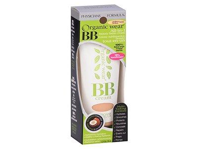 Physicians Formula Organic Wear 100% Natural Origin BB Beauty Balm Cream, Light/Medium, 1.2 Fluid Ounce - Image 7