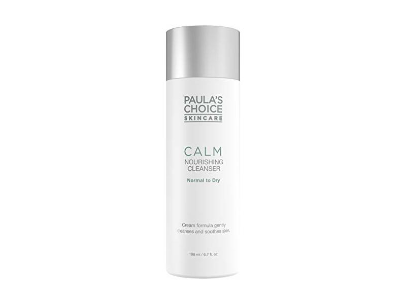 Paula's Choice Calm Redness Relief Cleanser with Aloe, 6.7 Ounce Bottle, Face Wash for Dry Sensitive Skin