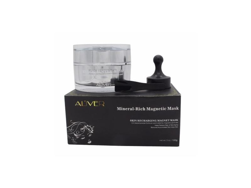 Al'Iver Mineral-Rich Magnetic Mask, 3 oz