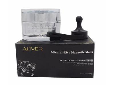 Al'Iver Mineral-Rich Magnetic Mask, 3 oz - Image 1